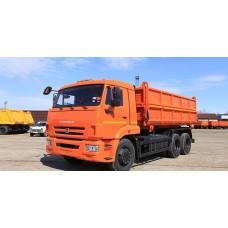 Самосвальный автомобиль сельхозник Камаз 45143-776012-42,  объем 15,2 куб.м