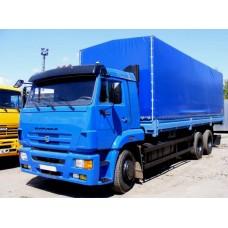 Бортовой автомобиль Камаз 65117-6010-50