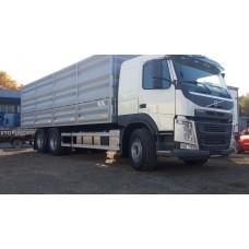 Бортовой автомобиль зерновоз Volvo FM, объем 34 куб.м