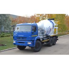 Автобетоносмеситель КАМАЗ (58146Т) 6 куб.м
