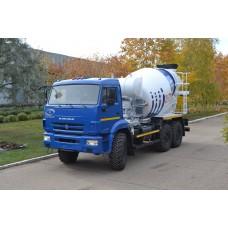 Автобетоносмеситель КАМАЗ (58146V) 6 куб.м