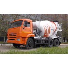 Автобетоносмеситель КАМАЗ (58146Z) 6 куб.м