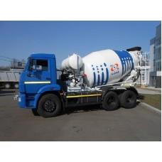 Автобетоносмеситель КАМАЗ (58147А) 7 куб.м