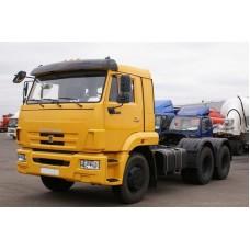 Седельный тягач Камаз 65116-6010-23 (А4), Евро 4